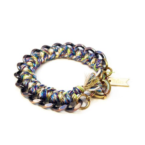 Obsessed with these Modern Friendship Bracelets @BikoJewellery can't wait to pick out some colours with my bestie @colleencater