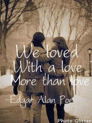 Edgar Alan Poe!
