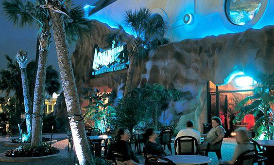 Aquarium Restaurant - Kemah, TX (Houston)