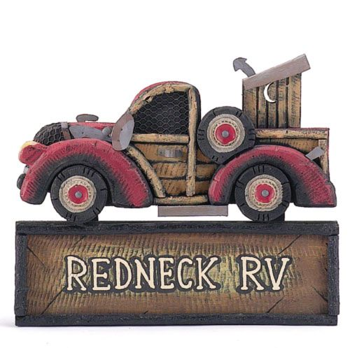 Redneck Wall Decor : Redneck rv sign can be personalized my style