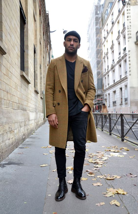 Fall Winter Street Style Inspiration Follow Menstyle1