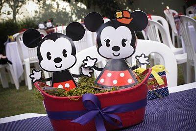 Memoria em folha de Scrap: Mickey Mouse