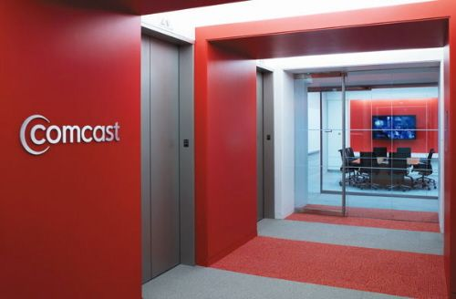 Comcast Cable Corporate Offices And Headquarters Jpg 500 328 Pixels Modern Design Pinterest Architecture