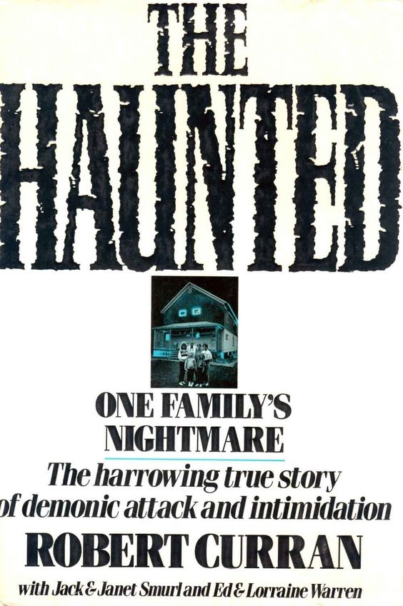 Book on the case of the Smurl Family. I am so very intrigued by this book!  I must find it!