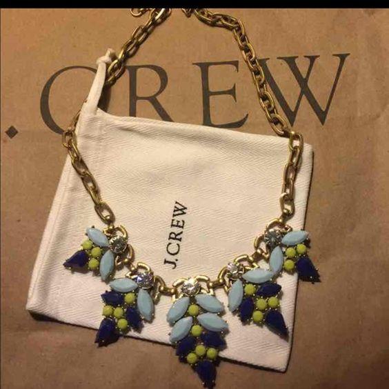 NWT J CREW Necklace New with tag j crew necklace J crew Jewelry Necklaces