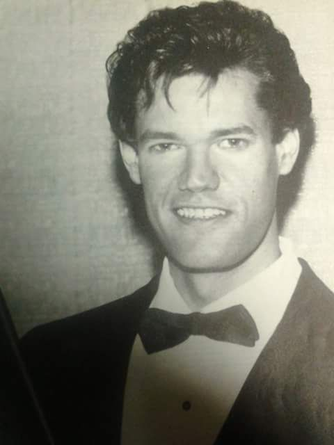 Randy Travis, a young Randy!!!
