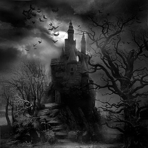 Castle in the Night...