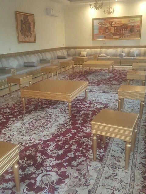 استراحة العاذرية 0501244463 استراحة قسمين على مساحة ١٥٠٠ متر Home Decor Coffee Table Decor