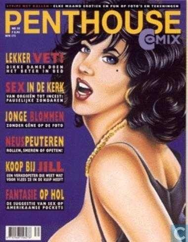 Penthouse Comix #30