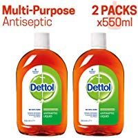 Dettol Antiseptic Disinfectant Liquid For First Aid Surface
