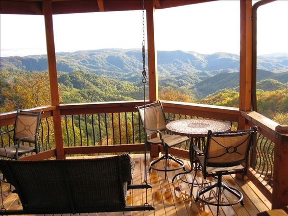 Boone Cabin Rental: Spectacular Panoramic Views From The Luxurious, Private 'cabin' At Kilkellys! | HomeAway: