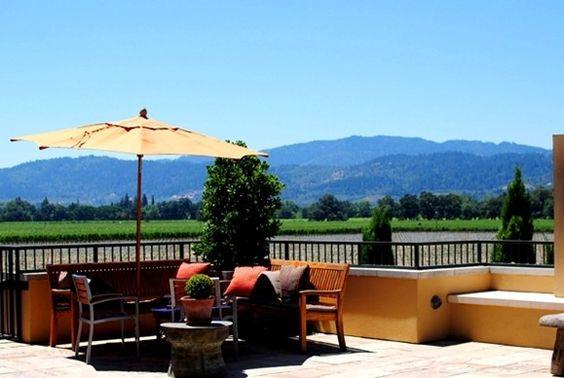 3 unique wineries in Napa Valley
