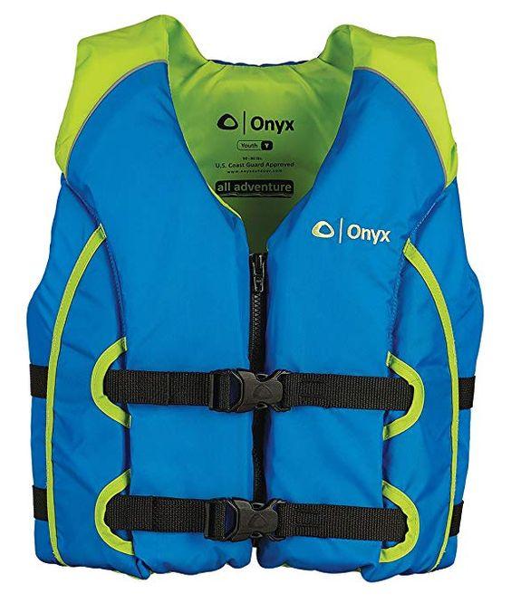 Onyx All Adventure Youth Vest Review Life Jacket Life Vest Sports Vest