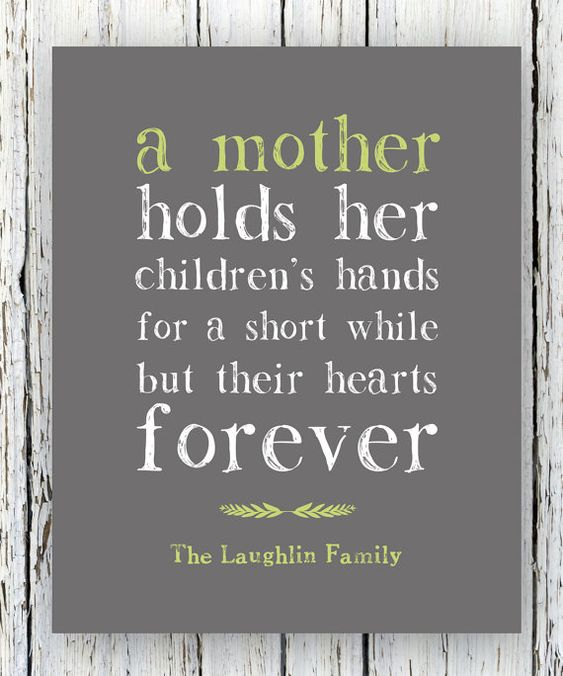Special Christmas Gift for mom from dad family by WordsWorkPrints, $18.00
