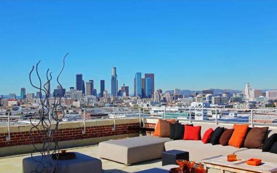 Biscuit Lofts Penthouse Unit   Los Angeles