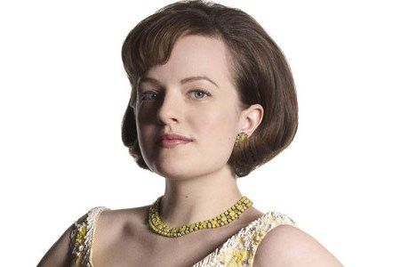 Peggy Olson ( as portrayed by Elisabeth Moss).  Take that, sexism and workplace inequality!