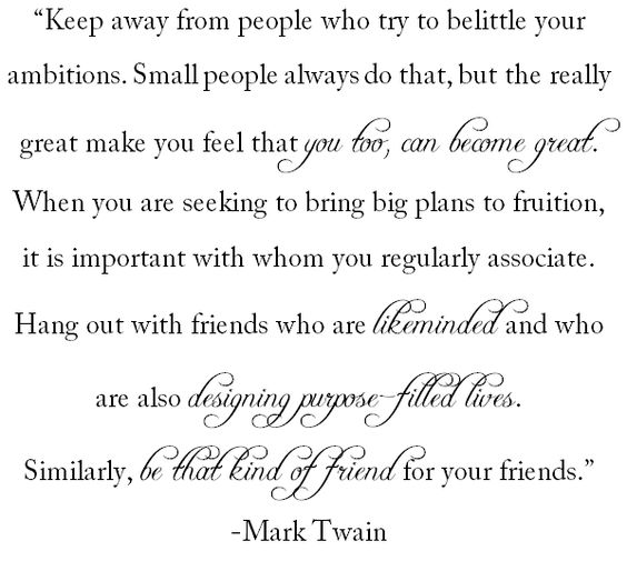 ...Mark Twain