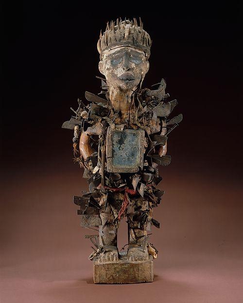 Power Figure: Male (Nkisi)