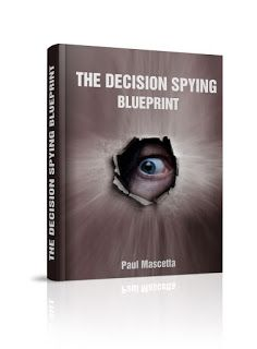 you reed book: The Decision Spying Blueprint