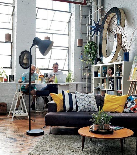Die Besten 25+ New Yorker Loft Ideen Auf Pinterest | Wohnungen In New York,  Industrie Loft Wohnung Und Traumwohnung