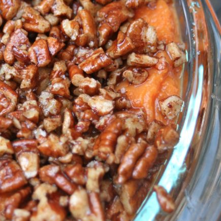 Traditional Sweet Potato Casserole with a HEALTHY TWIST! # ...