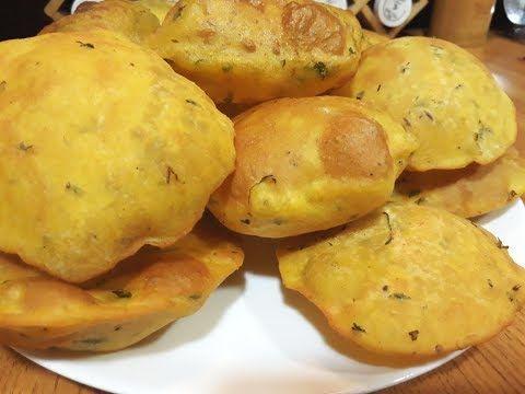 جربوا خبز البطاطا الهندي المنفوخ بدون خمائر واقتصادي يقدم بكل اوقات الطعام Aloo Poori Potato Youtube Recipes Cooking Recipes Indian Food Recipes