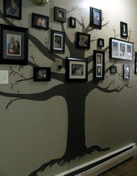 interior design tree - Hallways, Hallway designs and olor schemes on Pinterest