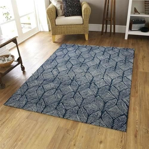 Gorgeous Hand Tufted Wool Rug