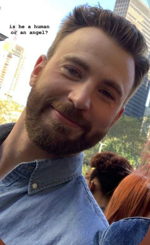 He S My Husband Everybody Knows Except Him Chris Evans