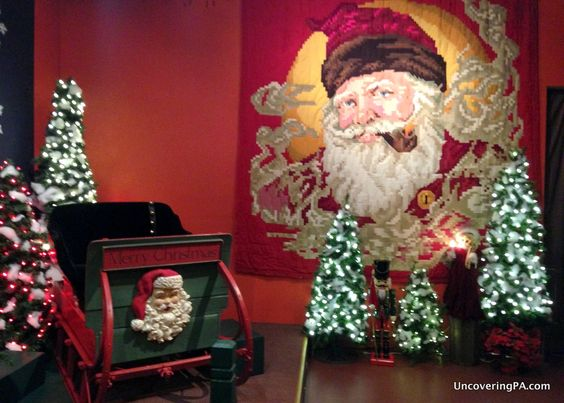 Looking for Christmas things to do in Pennsylvania this year? We've compiled 10 of the best places to visit in PA to get your holiday spirit - http://uncoveringpa.com/christmas-things-to-do-in-pennsylvania