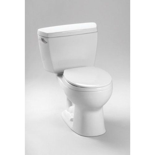 Toto Cst743sb 11 Drake Round Bowl And Tank Colonial White Be Sure To Check Out This Awesome Product This Is An Affiliate In 2020 Toilet Toto Transitional Toilets