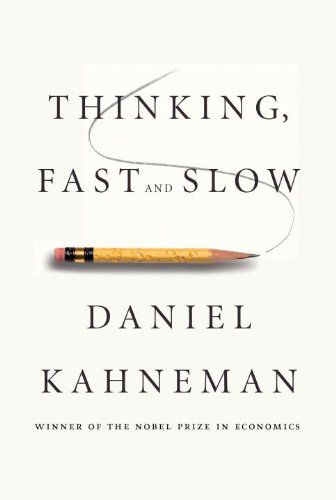 Thinking, Fast and Slow eBook: Daniel Kahneman: Amazon.ca: Kindle Store  Kahneman has done more to aid our understanding of how people think than any other author - he is 'the guy' everyone else quotes in their books.  Foundational reading for anyone going into marketing/advertising.