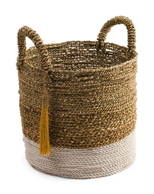 Made In Indonesia Storage Basket Basket Storage Baskets Home
