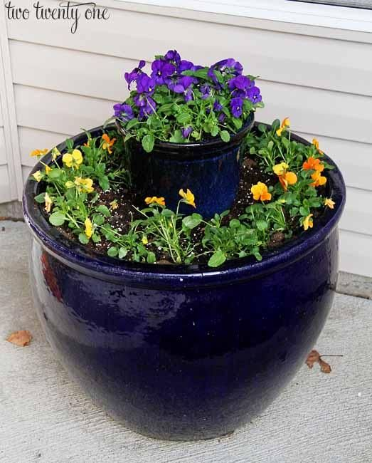 Tiered Planter Home Ideas And Planters On Pinterest 400 x 300