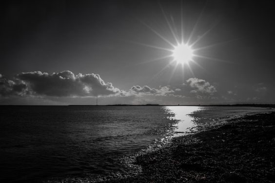 Photograph Black and white sunlight by Dagur Jonsson on 500px