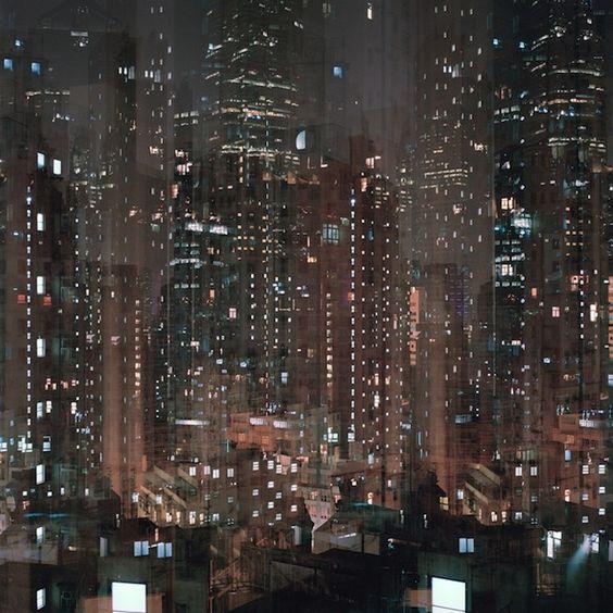 Hong Kong reflections