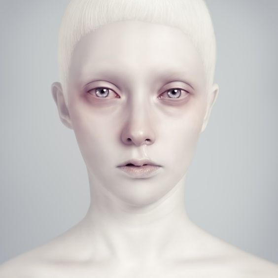 Android human by Oleg Dou--wow!
