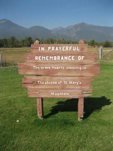 Salish burial ground