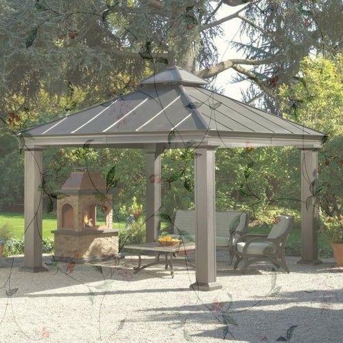 16 Radiant Wedding Canopy Design Ideas Hardtop Gazebo Patio