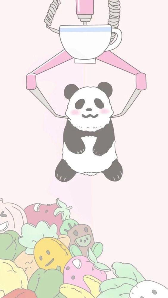 Cartoon Illustration Clip Art Wallpaper Cute Cartoon Wallpapers Cartoon Wallpaper Hd Cute Panda Wallpaper