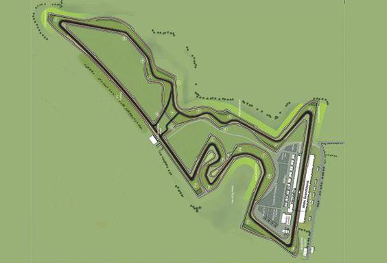 formula 1 america track