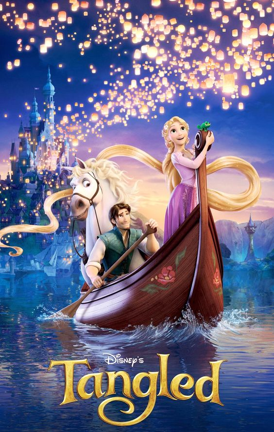 My third favorite Disney princess movie after The Little Mermaid and Frozen!