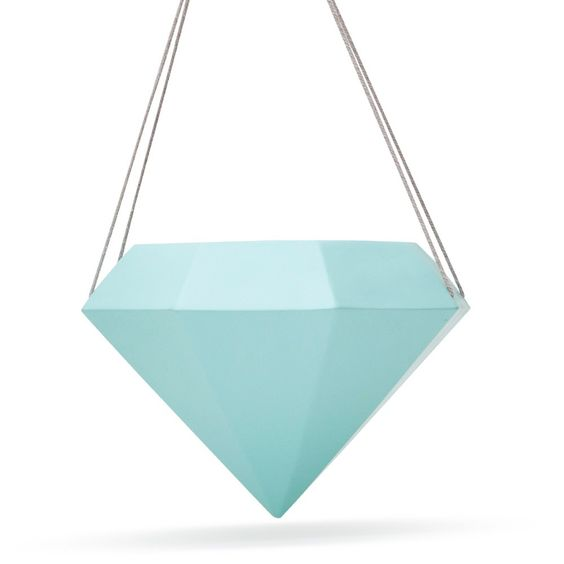 Me & My Trend - Geo Planter - Mint