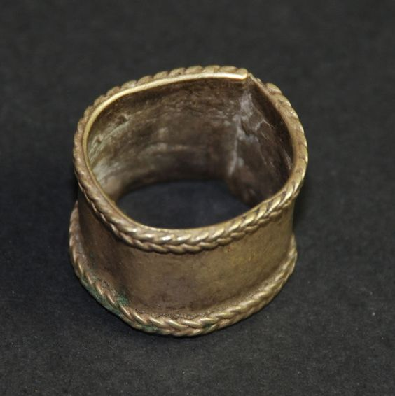 Authentic African Jewelry | Traditional Ethiopian Rring, African Handmade Jewelry Jewellery ...