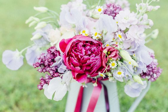 DIY des Monats Juni: Blumensamen als Gastgeschenke | Hochzeitsblog - The Little Wedding Corner