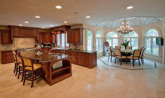 Custom Kitchen Designs by Kevo Development - Bergen County NJ Kitchen Designer and Builder