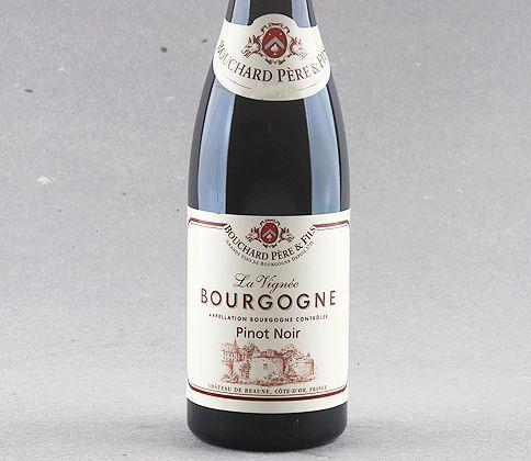 Selo Reserva - Grandes experiências em vinhos e gastronomia - Bouchard La Vigneé Pinot Noir #vinho #frança #bourgone #desconto #promocao