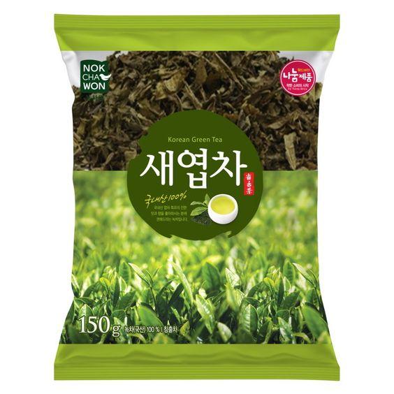 Korean Green Tea & Grades Yeopcha