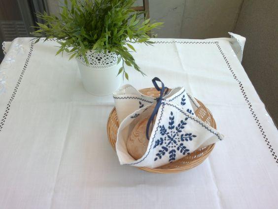 marias às cores: Pano pão - bordado de Guimarães