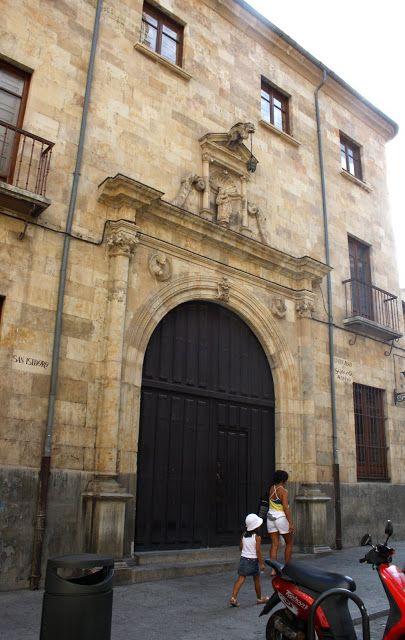 Viajar e descobrir: Espanha - Salamanca